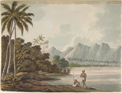 The Kankanhalli River (Mysore). 21 March 1799